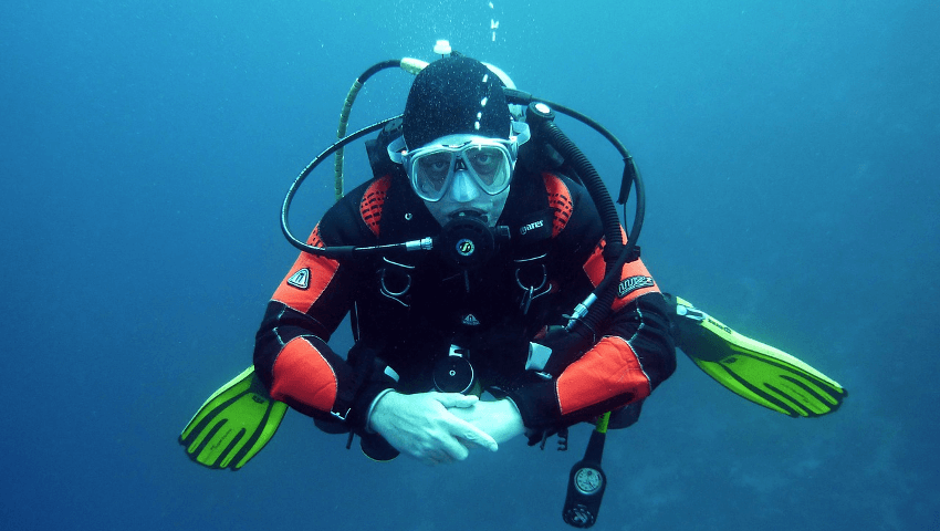 cursos de buceo advanced open water diver