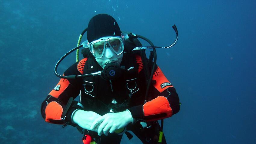 cursos buceo profesional master diver